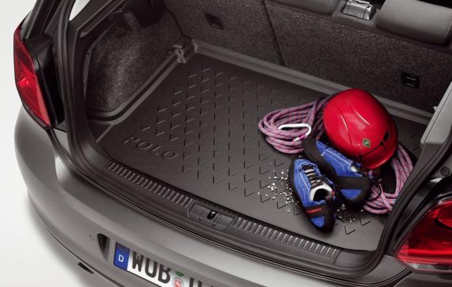 Volkswagen / フォルクスワーゲン / VW純正アクセサリーPOLO / ポロ(6R)ラゲージトレー送料サイズ240