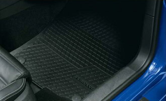 Volkswagen and Volkswagen / VW genuine accessories rubber mat and front for SCIROCCO and Scirocco for shipping size 60