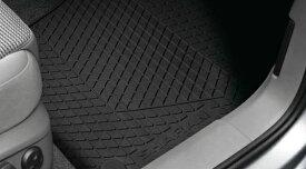 Volkswagen / フォルクスワーゲン / VW純正アクセサリーラバーマット/フロント用SHARAN/シャラン用送料140サイズ
