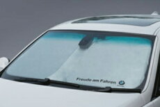 BMW純正アクセサリー3シリーズ(F30/F31)フロント・ウィンドー・サンシェード送料80サイズ
