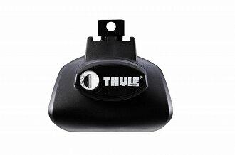 图勒 Thule 车顶行李架迅速虚弱脚产品编号: 757 航运大小 100