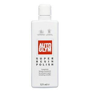 AUTOGLYM(オートグリム)スーパー・レジン・ポリッシュ高性能コーティング剤 325ml送料60サイズ