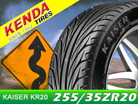KENDA/ケンダ タイヤ 4本セットKAISER/カイザー KR20255/35R20