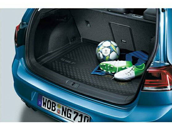 Volkswagen / フォルクスワーゲン / VW純正アクセサリーラゲージトレーGOLF7/ゴルフ7送料サイズ240