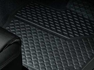 Volkswagen / フォルクスワーゲン / VW純正アクセサリーラバーマット(リア)GOLF7/ゴルフ7送料140サイズ