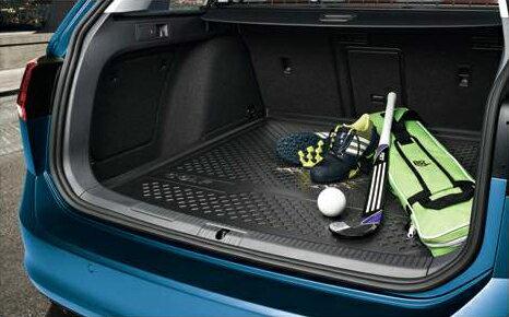 Volkswagen / フォルクスワーゲン / VW純正アクセサリーラゲージトレーGOLF7VARIANT/ゴルフ7ヴァリアント送料サイズ240