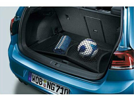 Volkswagen / フォルクスワーゲン / VW純正アクセサリーラゲージネットGOLF7/ゴルフ7送料60サイズ