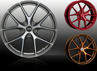 ERST WHEELS / East wheel GRORA GS15V size:9.0Jx20 inches 4 book set and one for AUDI/VW/Mercedes Benz shipping 160 size