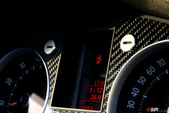 修剪 2 pc 為大眾 Golf5 GTI/R32 航運 100 大小的鋨 S 帽 GT 軍隊指示器
