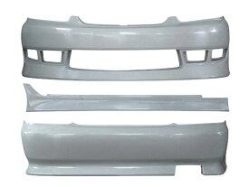 マーク GX110 JZX110 エアロセット 前期 H12/10〜H14/9 FRP 未塗装 社外品 MARK II MARK2 トヨタ TOYOTA