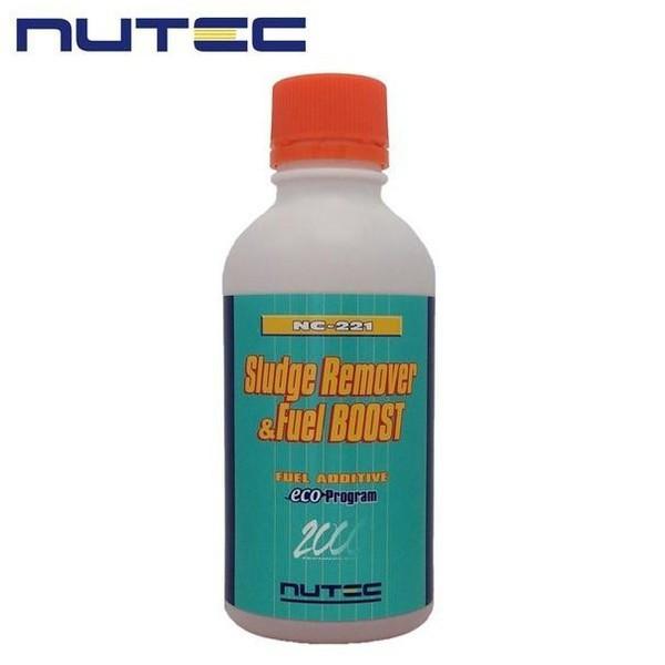 NUTEC(ニューテック) NC-221 スラッジリムーバー&フュエルブースト
