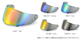 TANIO (谷尾商会) T's ミラーシールド SHOEI CWR-1 PINLOCK シールド 各色