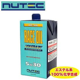 NUTEC(ニューテック) NC-40 5W30 エンジンオイル