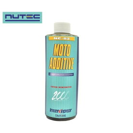 NUTEC(ニューテック) NC-82 モーターサイクル用エンジンオイル添加剤