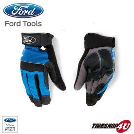 FORD TOOLS ANTI SLIP GLOVES すべり止め付き 作業用手袋 サイズ M/L/XLあり 正規品 フォードツール DIY FHT0396 ピットグローブ/ワーキンググローブ/アウトドア/サバゲー/メンズ/レディース/DIY/フォード