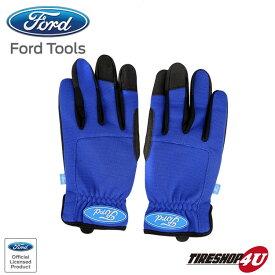 FORD TOOLS FAST FIT GLOVES すべり止め付き 作業用手袋 サイズ M/L/XLあり 正規品 フォードツール DIY FHT0395 ピットグローブ/ワーキンググローブ/アウトドア/サバゲー/メンズ/レディース/DIY/フォード