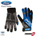 FORD TOOLS FITTED ANTI SLIP GLOVES すべり止め付き 作業用手袋 サイズ M/L/XLあり 正規品 フォードツール DIY FHT0397