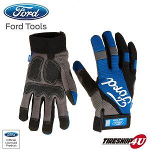 FORD TOOLS FITTED ANTI SLIP GLOVES すべり止め付き 作業用手袋 サイズ M/L/XLあり 正規品 フォードツール DIY FHT0397 ピットグローブ/ワーキンググローブ/アウトドア/サバゲー/メンズ/レディース/DIY
