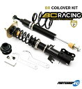 BCレーシング BCR車高調 BR COILOVER KIT RS-TYPE ZM-01-RS コイルオーバーキット サスペンション ジープ JEEP グランドチェロキー SRT…