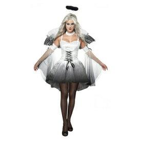 b80a45305e11c 闇の天使 大人用(S)   コスプレ 衣装 ハロウィン 仮装 大人 コスチューム