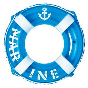 【取寄品】 浮き輪 60cm クリアマリン 【 水物 ビーチグッズ 浮輪 こども用 うきわ 水遊び用品 浮き輪 子供 子供用 ウキワ 子ども用 海水浴 キッズ プール用品 51cm〜70cm 】