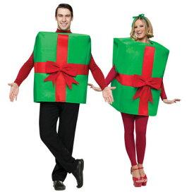 【あす楽12時まで】 ハッピーギフトボックス 【 コスプレ 衣装 着ぐるみ 大人用 レディース おもしろコスチューム 女性用 男女兼用 クリスマス 笑える 爆笑 メンズ ウケる 仮装 面白 男性用 】