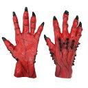 【あす楽12時まで】 コスプレ 仮装 Uniton デビルグローブ Devil Gloves 【 コスプレ 衣装 ハロウィン 悪魔 グローブ …