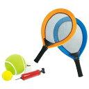 【あす楽12時まで】 どでかテニス 色指定不可 【 ラケットスポーツ スポーツ玩具 おもちゃ オモチャ 】