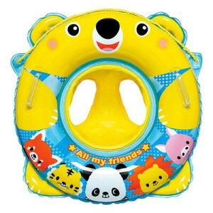 【取寄品】 ベビー浮き輪 55cm ベアーランド 【 プール用品 ビーチグッズ 赤ちゃん 浮輪 うきわ ベビーボート 足抜き 水物 幼児 水遊び用品 ウキワ キッズ 足入れ 子ども用 こども用 子供用 座