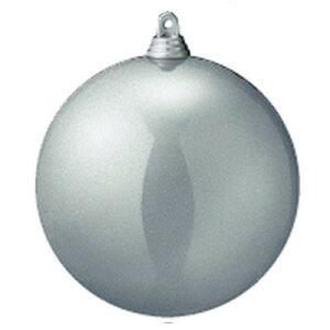 【取寄品】 クリスマス ツリー オーナメント 250mmキャンディーボール 銀(SI) 【 装飾 パーティーグッズ クリスマス飾り デコレーション クリスマスパーティー クリスマスツリー 雑貨 ツリ