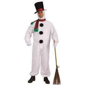 【あす楽12時まで】 スノーマンコスチューム 【 コスプレ 衣装 仮装 大人 おもしろ クリスマス コスチューム 笑える 女性用 メンズ おもしろコスチューム 爆笑 面白 雪ダルマ 男女兼用 雪だるま 大人用 ウケる レディース 男性用 】