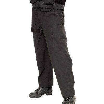 !! SWAT カーゴパンツ ブラック 【 衣装 コスプレ ハロウィン 仮装 大人 コスチューム メンズ パンツ ポリス 警察 男性用 大人用 お巡りさん 警官 ハロウィン スワット 警察官 ポリスマン パーティーグッズ 】