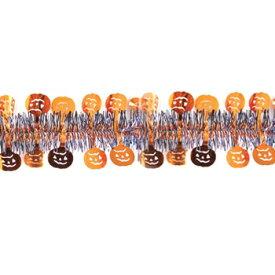 270cm(9ft)モール(メタリックパンプキン) 【 パーティ 飾り インテリア 雑貨 デコレーション 装飾品 パーティーモール ハロウィンモール 】