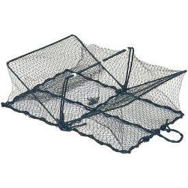 カニ網 【 魚取り 網 仕掛け フィッシング 魚捕り 釣り用品 魚釣り 】