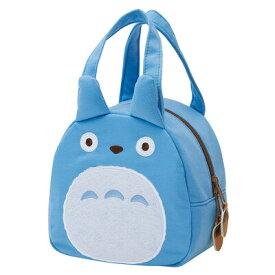 【取寄品】 スウェット素材ダイカットバッグ 中トトロ 【 かばん ファッションバッグ キャラクター カバン 鞄 】