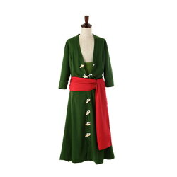 ONEPIECEワンピースゾロの衣装/新世界編XL