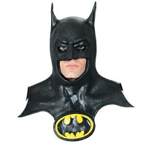 【あす楽12時まで】 コスプレ 仮装 バットマンマスク カウル&ロゴ 大人用 【 コスプレ 衣装 ハロウィン パーティーグッズ おもしろ かぶりもの ハロウィン 衣装 面白マスク 公式 変装グッズ