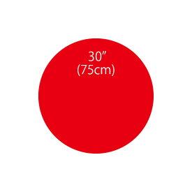 """30""""ジャイアントバルーン レッド1入り EBT30004"""