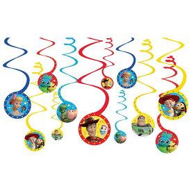 誕生日パーティーグッズ トイストーリー スワールデコバリューパック トイストーリーパワーアップ PG670907 1パック