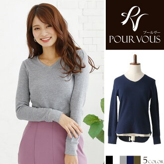 A V neck shirt long sleeves stretch natural adult is deep-discount to work everyday wear for casual clothes work in spring for 50 generations for 40 for 30 for 20 for 10 for 50 generations for 40 generations for 30 generations for layering tops girls cot