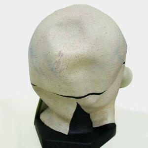 スーパーSALE半額ホラーマスクマッドドクターラバーマスク顔を覆う大きめサイズコスプレリアル博士【あす楽】