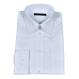 [2点目半額クーポン]抗菌防臭加工 白無地ワイシャツ[メンズファッション/シンプル/抗菌/防臭/機能付き]