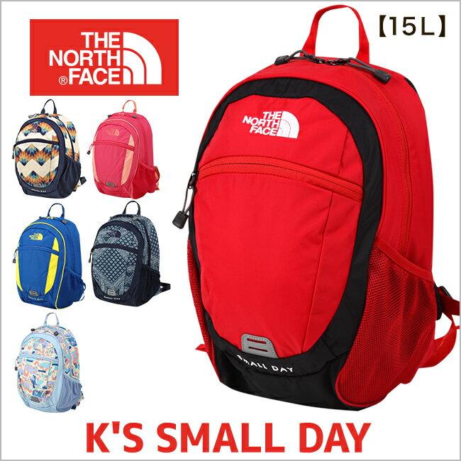 【4%OFF】ザ・ノースフェイス リュック キッズ バッグ THE NORTH FACE リュック 15L 子供用 バックパック デイパック(スモールデイ Small Day nmj71653 男の子 女の子 キャンプ アウトドア 登山 ボーイズ ガールズ)