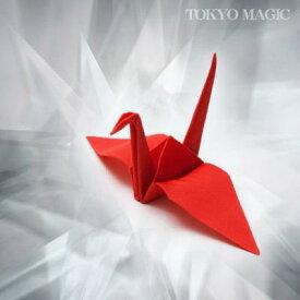手品・マジック●ツル・赤 ★ACS-1843