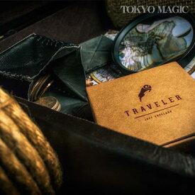 ◆マジック・手品◆トラベラー by ジェフ ケープランド◆ACS-2539