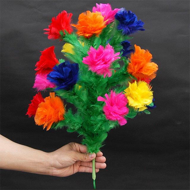 ◆マジック・手品◆ジャンボ取出花(20輪)◆F5220
