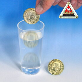 ◆マジック・手品◆DPG 溶けて復活するコイン◆O6953
