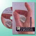 ●マジック関連●コイン・スライト百科事典 DVD Vol.1●ACS-139