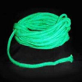 ★マジック・手品★ステージ用ロープ:緑(10m) ●P-33B1
