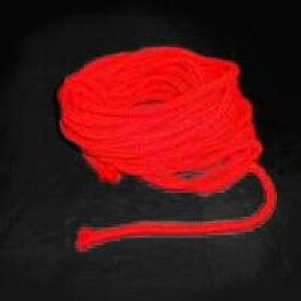 ★マジック・手品★ステージ用ロープ:赤(10m)●P-33B3